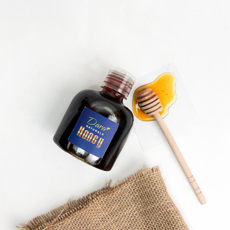 Dara Naturals Raw Honey