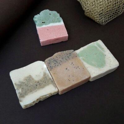 Dara Naturals Premium Organic Soaps