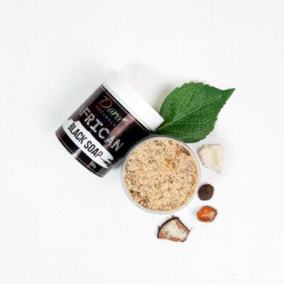 Dara Naturals Raw African Black Soap