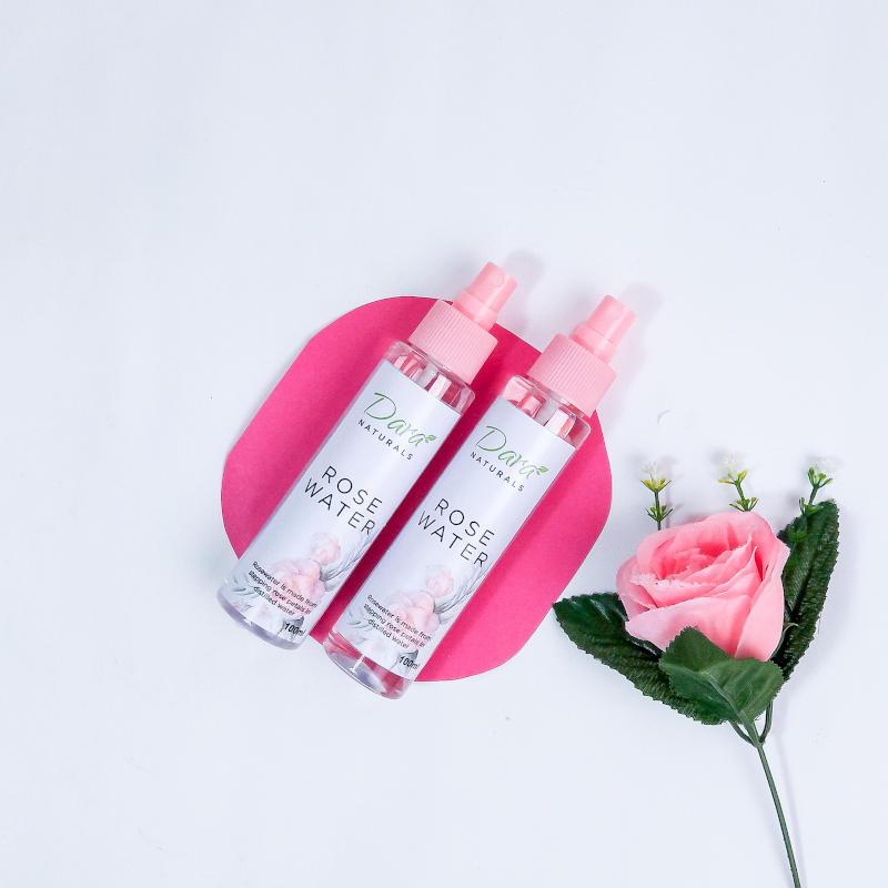 Dara Naturals Rose Water