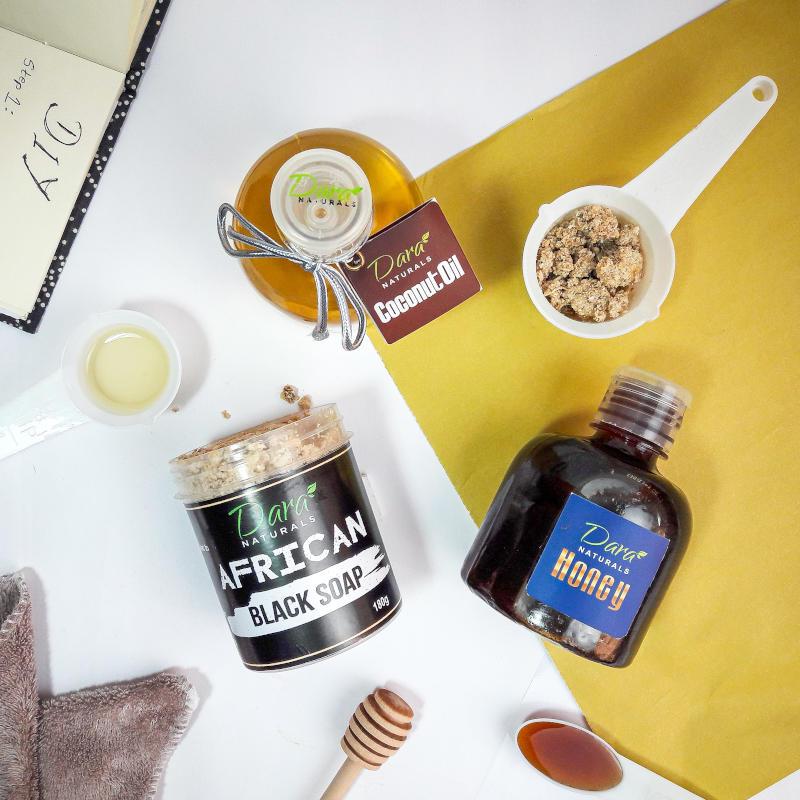 Dara Naturals DIY Package