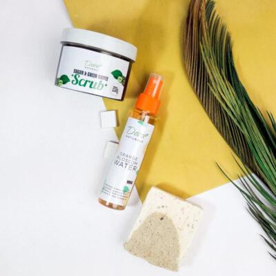 Dara Naturals Sensitive Skin Package