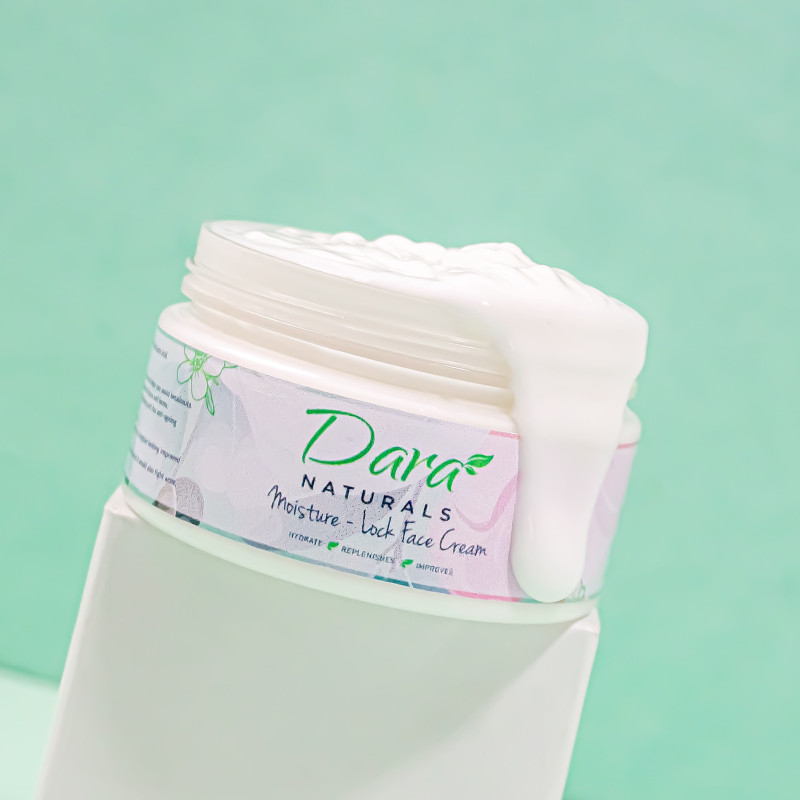 Dara Naturals Face cream